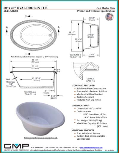 6040-MK60-OVDIT - Prod & Tech Specs