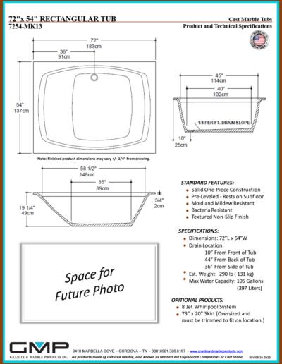 7254-MK13-RT - Prod & Tech Specs